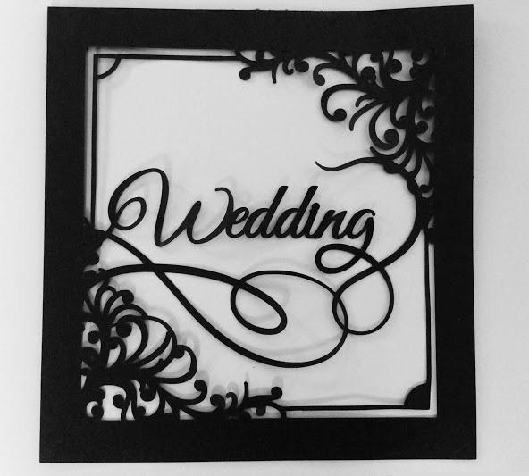 Wedding: Tarjeta