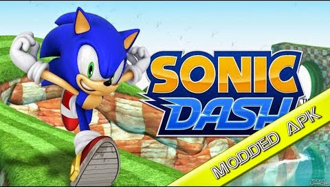 Sonic Dash v.2.0 MOD ( Unlimited Coins ) Full APK + Data
