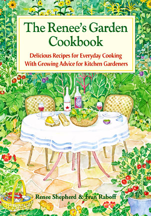 Renee's Garden cookbook