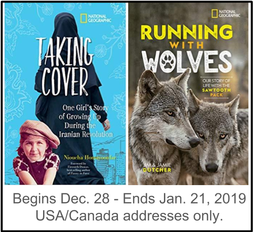 Taking Cover & Running With Wolves