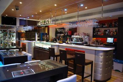 ideas de decoración de cafetería