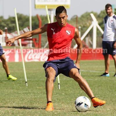 Independiente se prepara para el clásico