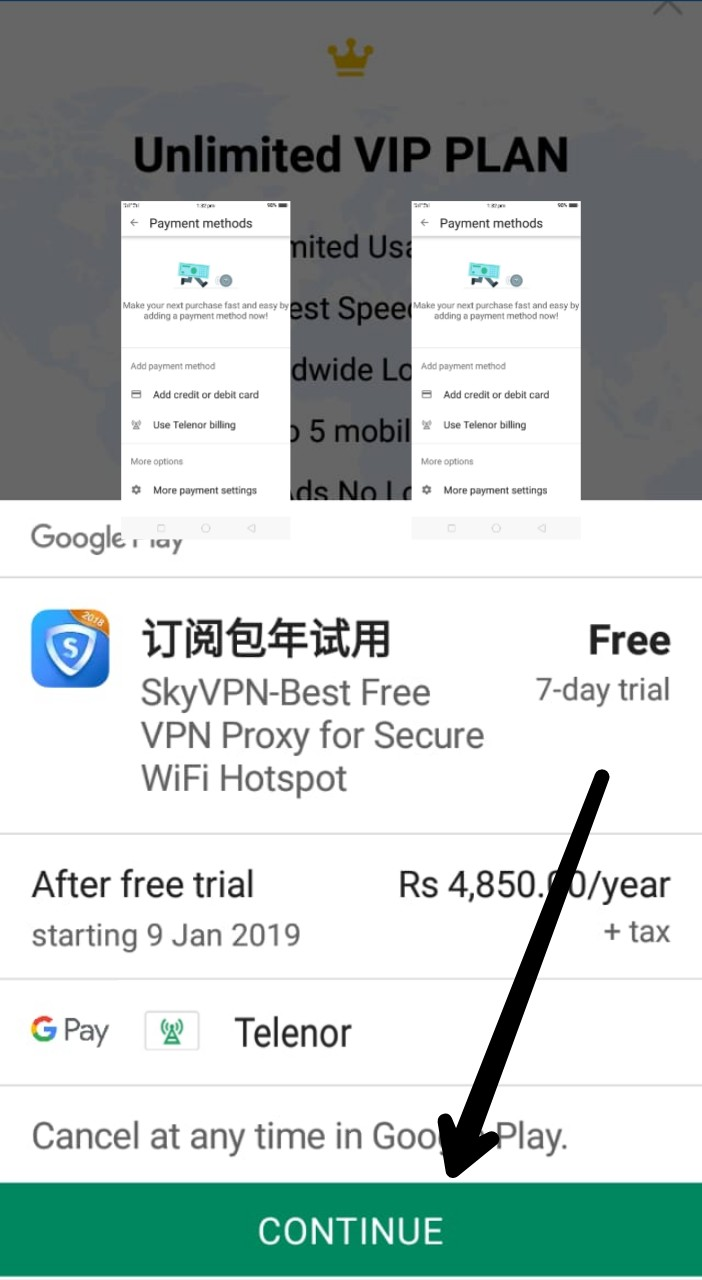 Skyvpn Unlimited Premium Data 2019    Legal Method Free