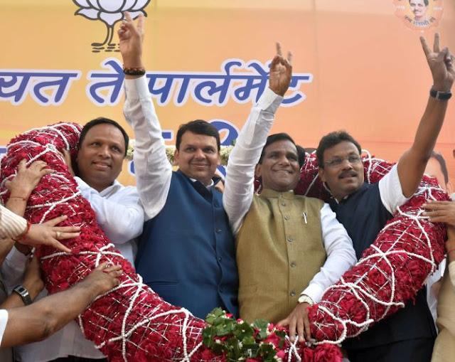 4 BMC polls: Wont ally with Congress at any cost, says Maharashtra CM Fadnavis