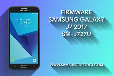 Samsung Firmware J727U J7 2017
