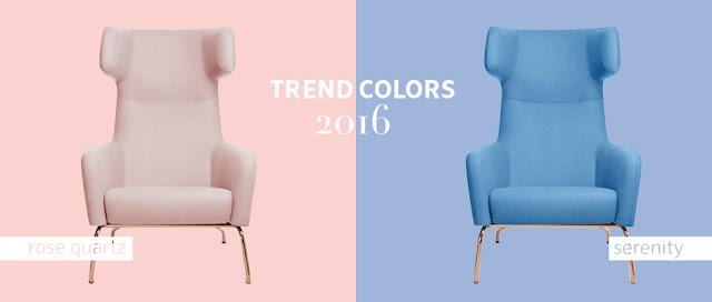 Pantone trend colors 2016