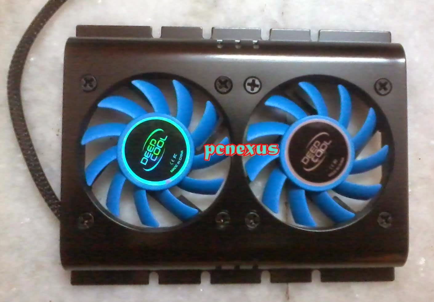 deepcool icedisk 2 hdd cooler