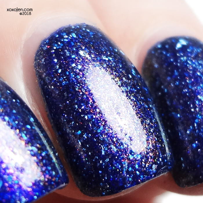 xoxoJen's swatch of Great Lakes Lacquer: Half As Well As You Deserve