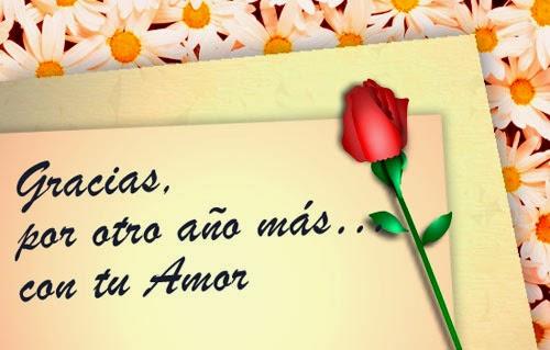 Feliz Aniversario Mi Amor: Frases Bonitas Para Facebook: Frases De Aniversario Para
