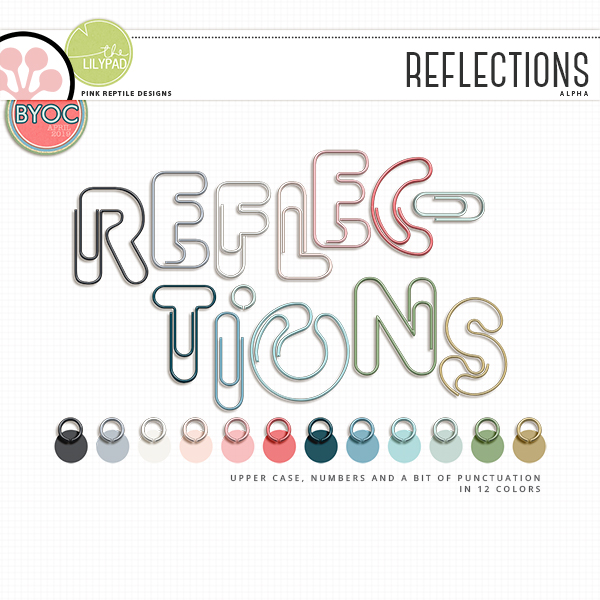 REFLECTIONS | ALPHA by Pink Reptile Designs