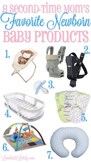 This veteran mom lists out her must have baby products! This list is for a newborn, but she has links to her best items for several different age groups.