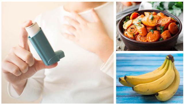 Meals that can help fight Asthma