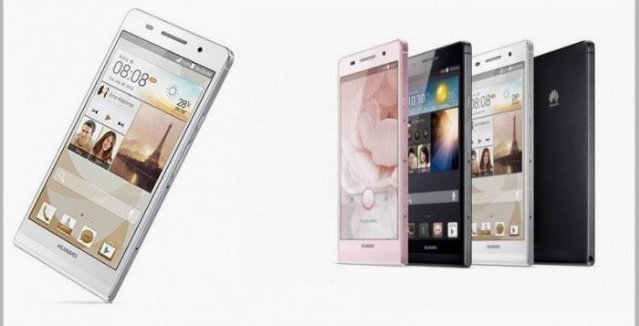 Smartphone Huawei Ascend P6 memang sudah melenggang di pasaran ef876a66ff