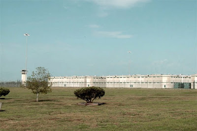 The Allan B. Polunsky Unit, Livingston, Texas