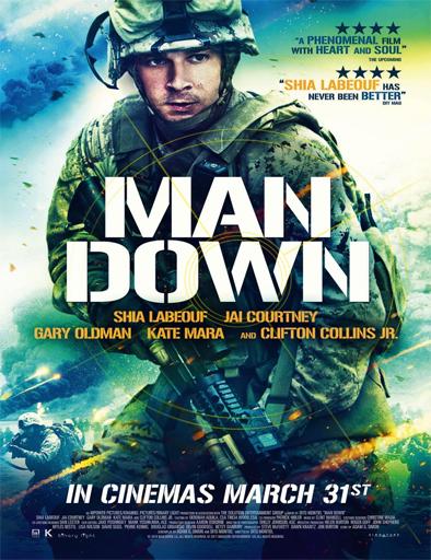 Ver Man Down (2015) Online