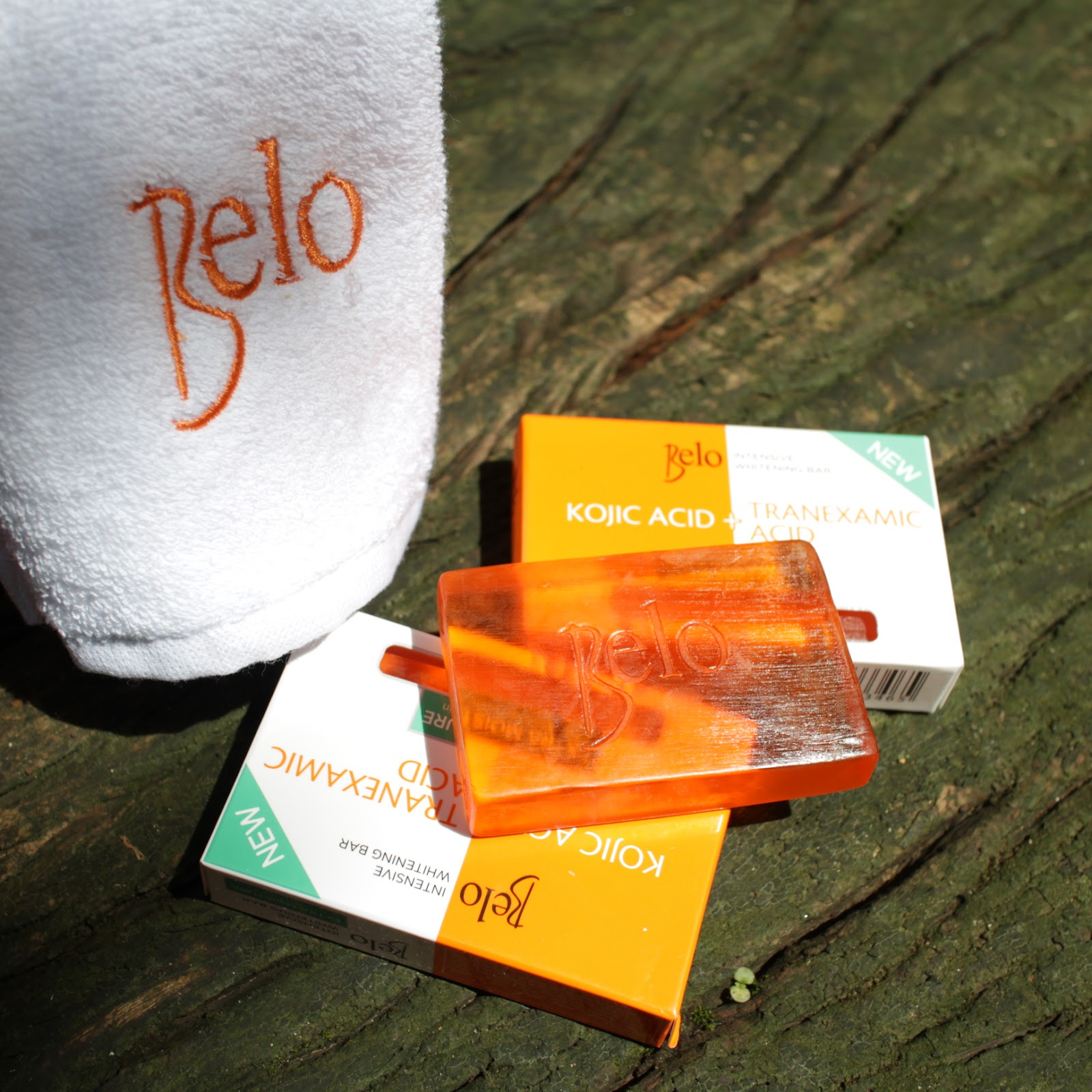 The Uncurated Life: REVIEW: Belo Intensive Whitening Bar