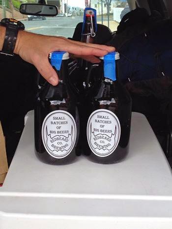 Redbead Brewing Company Staunton Virginia