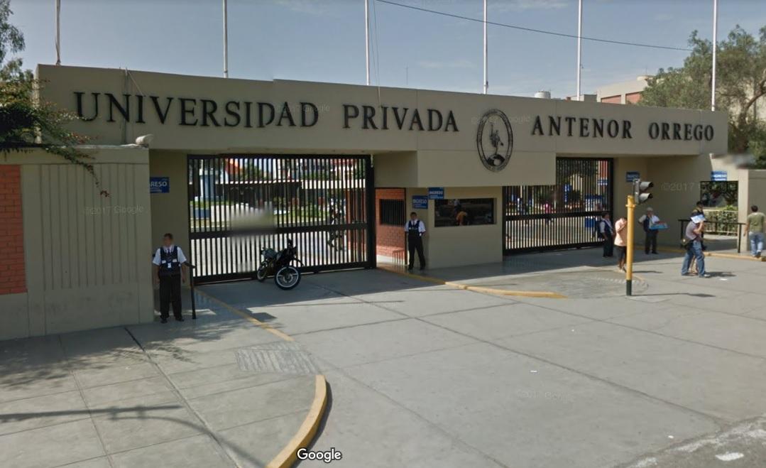 Universidad Privada Antenor Orrego - UPAO