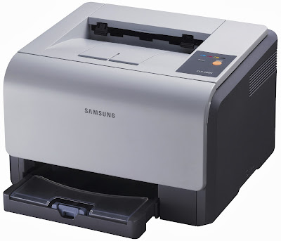 download Samsung CLP-300N printer's driver
