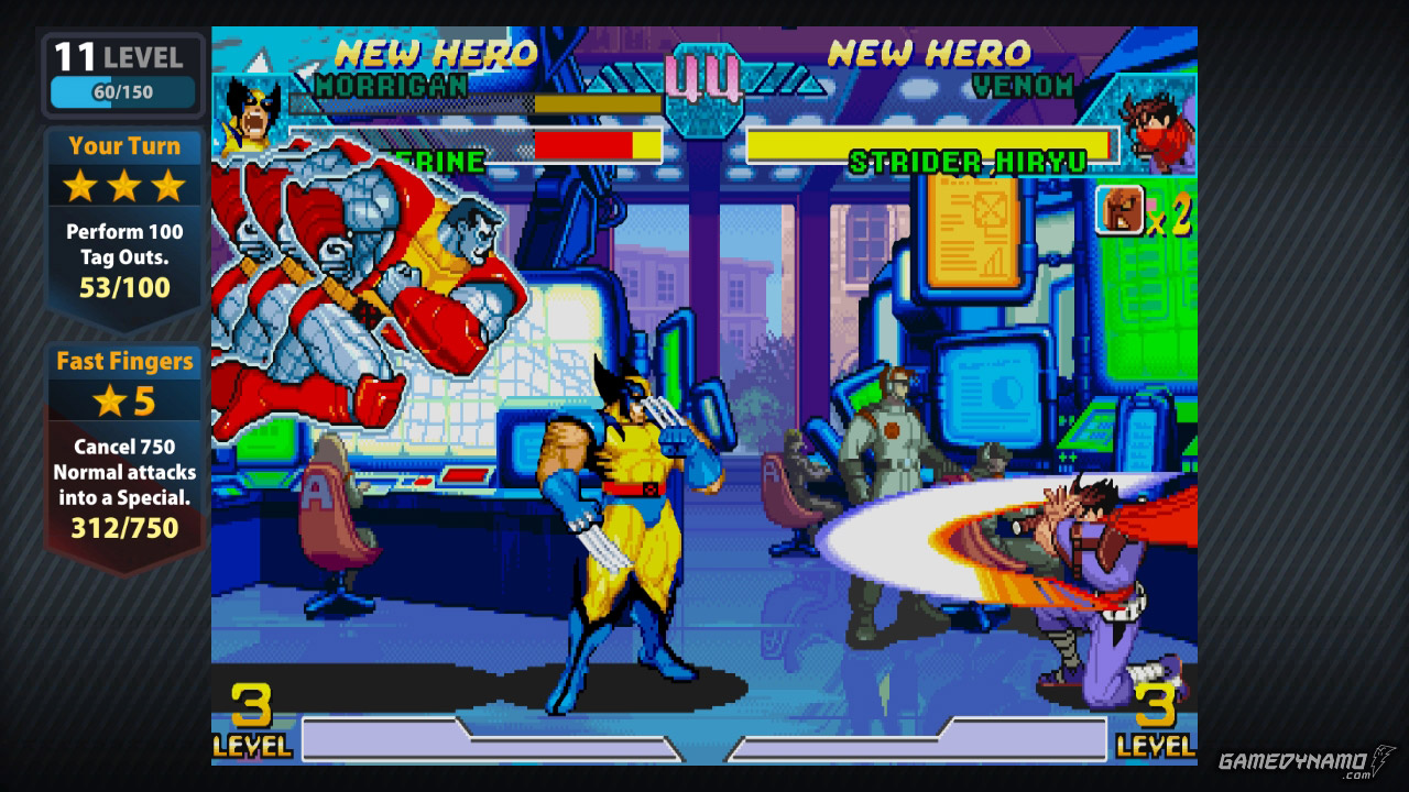 Higemaru's Steam Room: Marvel vs  Capcom: Clash of Super Heroes