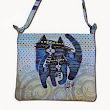 Cat and Dog Bags from Artist Albena