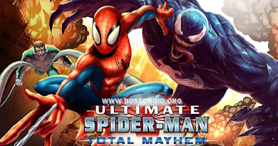 spiderman total mayhem