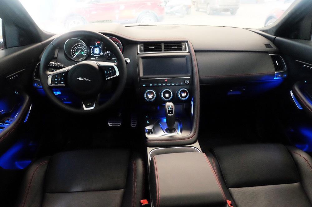 Jaguar E-Pace sẵn sàng ra mắt tại Việt Nam
