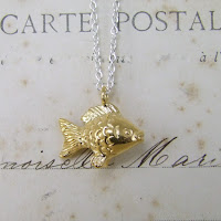 Fish Pendant Necklace Jewellery Blog