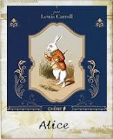 Alice au pays des merveilles éditions du Chêne lapin