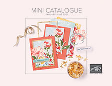 Stampin' Up! Jan-Jun 2021 Mini Catalogue