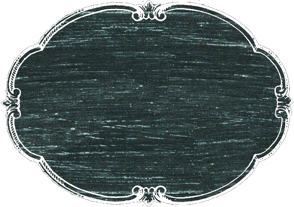 Oval Label