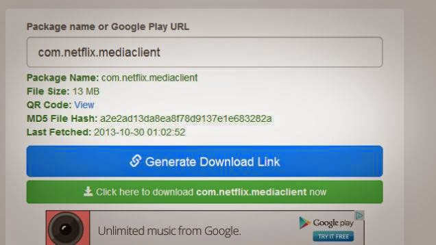 Download Apk File For Pc User On Google Play ~ Hacking Tips