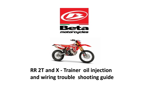 Beta Oil Injection Guide