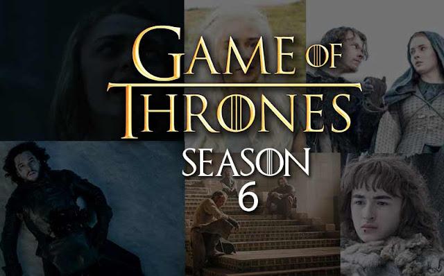 Game of Thrones Season 6 Sub Indo