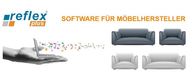 reflex plus®  - Die intelligente Software für die Möbelproduktion und den Möbelvertrieb.