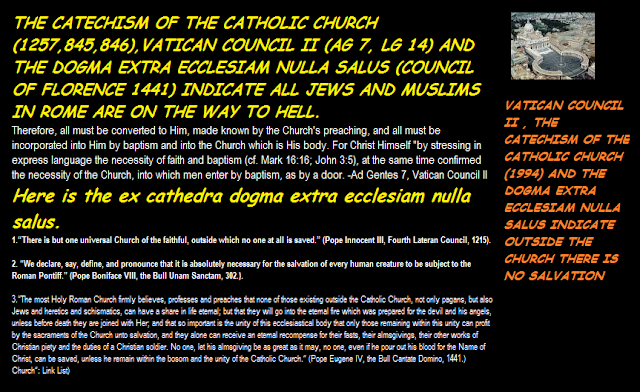 Image result for Photos  of  Extra Ecclesiam nulla salus