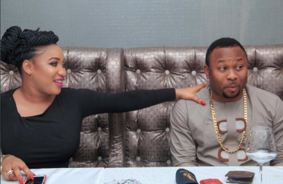 Tonto Dikeh hits on Fans as she confirms separation from husband
