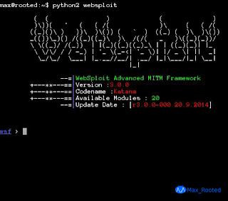 Cara Install Websploit di Termux Android