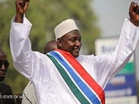 "Gambia's president Adama Barrow removes ""Islamic"" from country's official name"