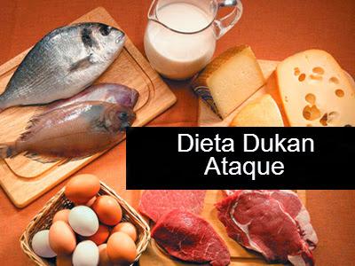 Alimentos permitidos dieta dukan faze de ataque - Bem Bela