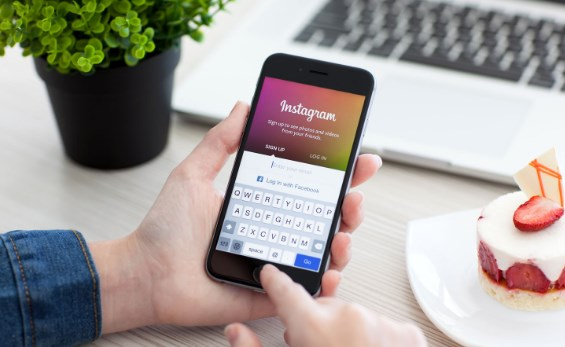 how to log in instagram with facebook account