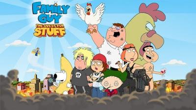 Family Guy The Quest for Stuff Mod Apk v1.38.0 Free Shopping Terbaru