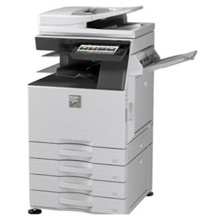 MX-4050N