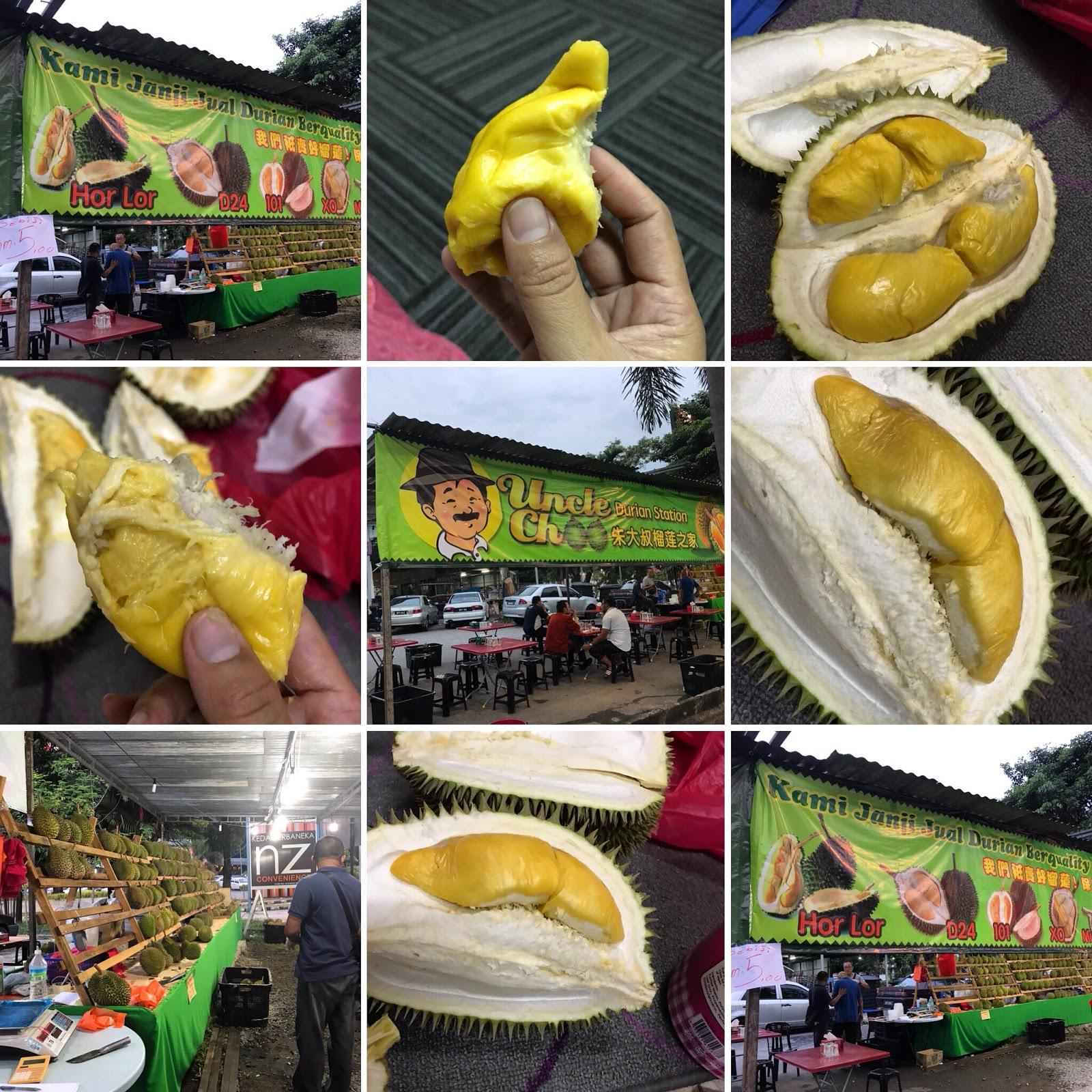 Membeli Durian Murah
