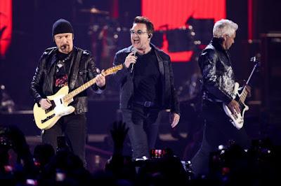 Daftar Lagu U2 Terbaru Tahun 2018