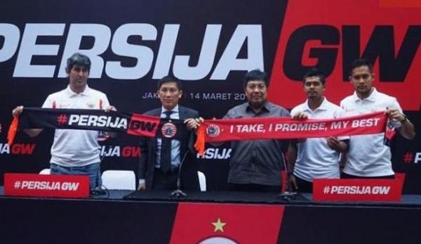 Bos Persija Klaim Lebih Berpeluang Dapatkan Reinaldo Ketimbang Persib
