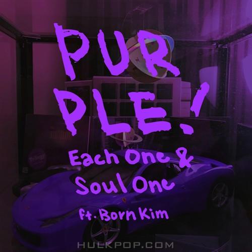 EachONE, Soul One – Purple – Single