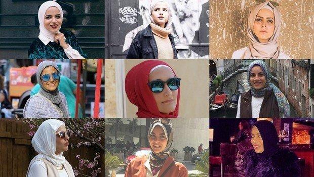 نصائح لارتداء عدة طبقات من الملابس معا من المحجبات العربيات الأكثر أناقة
