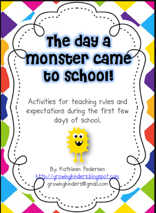 http://www.pittkcommoncore.com/wp-content/uploads/2013/03/Monster-Comes-to-School.pdf