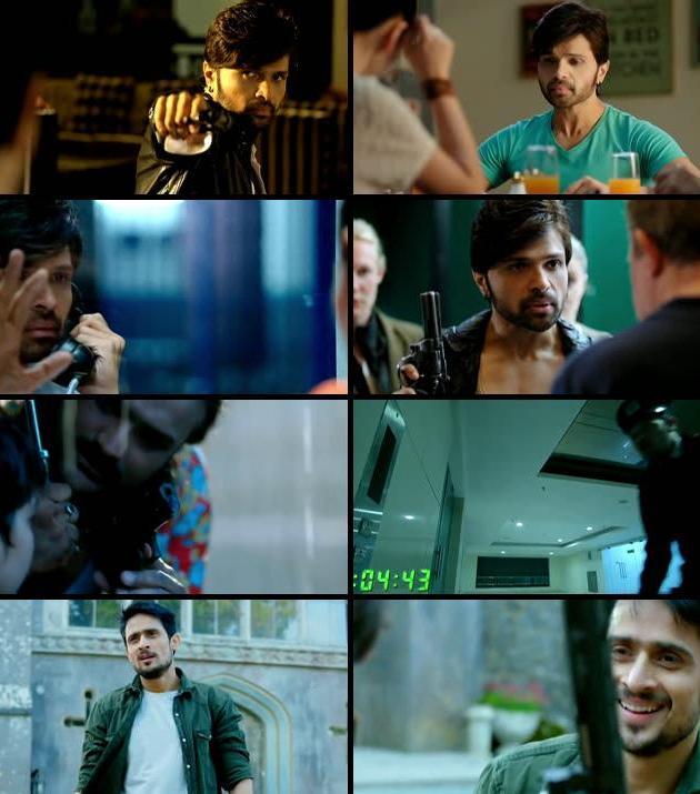 Teraa Suroor 2016 Hindi 480p DVDRip